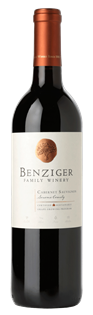 Benziger Family Winery Cabernet Sauvignon 2013 750ml